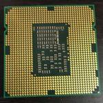 CPU(裏面)